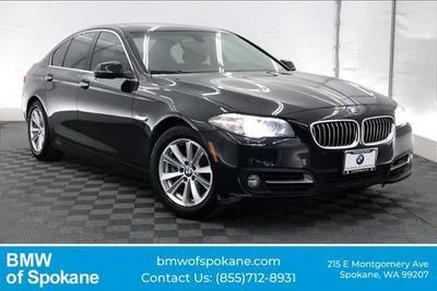 2015 BMW 528