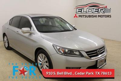 2013 Honda Accord EX-L for sale VIN: 1HGCR2F88DA074909