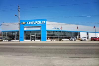 Applegate Chevrolet Company Image 2