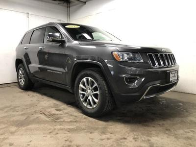Jeep Grand Cherokee 2015 for Sale in Johnstown, NY