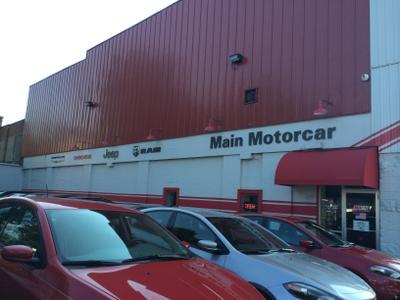 Main Motorcar Chrysler Dodge Jeep RAM Image 5