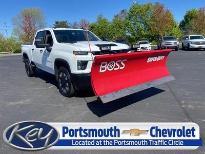 Chevrolet Silverado 2500 2020 a la Venta en Portsmouth, NH