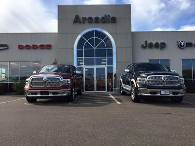 Arcadia Chrysler Dodge Jeep Image 1