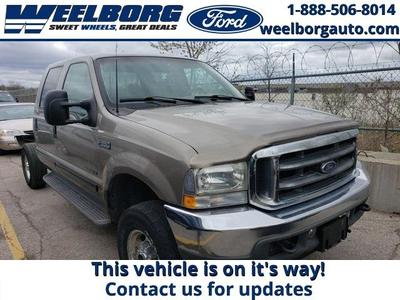 Ford F-250 2002 for Sale in Redwood Falls, MN
