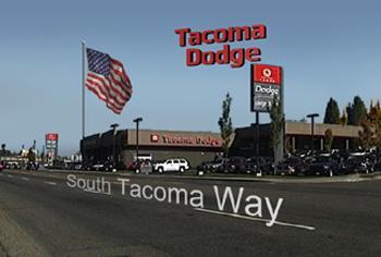 Tacoma Dodge Chrysler Jeep RAM Image 1