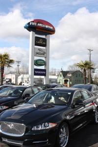 Jaguar Land Rover of Tacoma Image 1