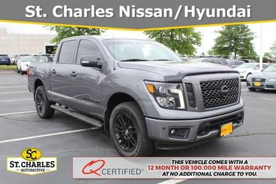 Nissan Titan 2019 for Sale in Saint Peters, MO