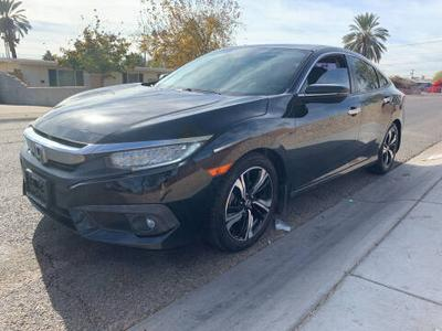 2016 Honda Civic Touring image