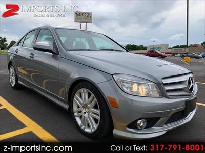 2009 Mercedes-Benz C-Class C 300 4MATIC Luxury for sale VIN: WDDGF81X99F248853