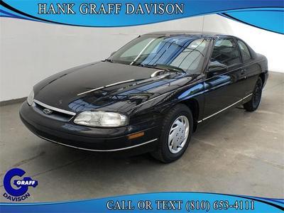 Chevrolet Monte Carlo 1998 for Sale in Davison, MI