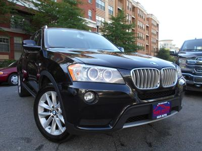 2011 BMW X3 xDrive28i for sale VIN: 5UXWX5C55BL708755