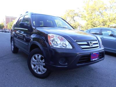 2006 Honda CR-V EX for sale VIN: JHLRD78886C058169