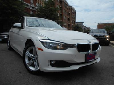 2014 BMW 320 i xDrive for sale VIN: WBA3C3G52ENS68238