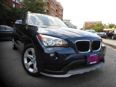 2015 BMW X1 sDrive28i for sale VIN: WBAVM1C52FVW57284