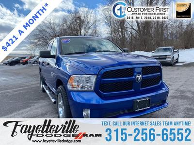 RAM 1500 2017 for Sale in Fayetteville, NY