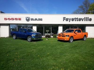 Fayetteville Dodge RAM Image 1