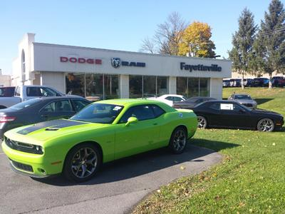 Fayetteville Dodge RAM Image 3