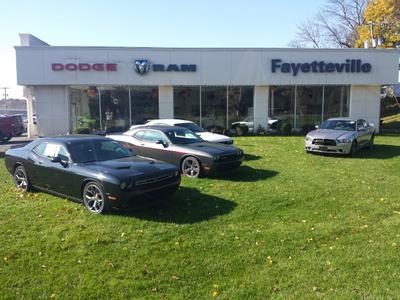 Fayetteville Dodge RAM Image 4