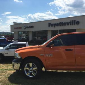 Fayetteville Dodge RAM Image 6