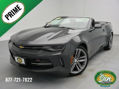 2018 Chevrolet Camaro 1LT for sale VIN: 1G1FB3DS4J0126504