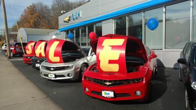 Sun Chevrolet Inc In Chittenango Including Address Phone Dealer Reviews Directions A Map Inventory And More