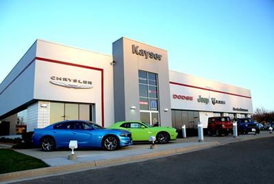 Kayser Chrysler Center Watertown Image 2