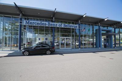 Mercedes-Benz of Bellevue Image 8