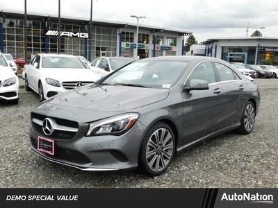 2018 Mercedes-Benz CLA 250 Base 4MATIC for sale VIN: WDDSJ4GB8JN609223