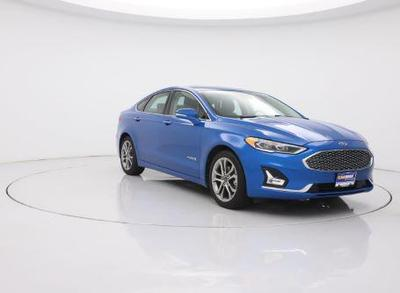 Ford Fusion Hybrid 2019 for Sale in Hillside, IL