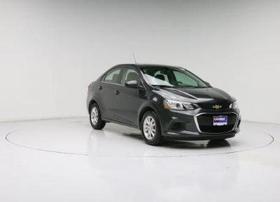 2017 Chevrolet Sonic LT for sale VIN: 1G1JD5SH5H4106630