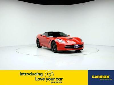 Chevrolet Corvette Stingray 2014 for Sale in San Antonio, TX