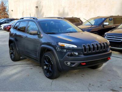 Jeep Cherokee 2017 for Sale in Merrillville, IN