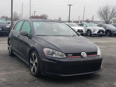 Volkswagen Golf GTI 2015 for Sale in Merrillville, IN