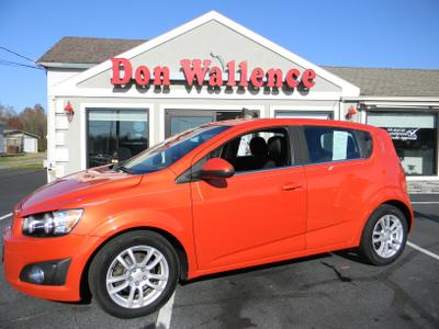 Chevrolet Sonic 2012 for Sale in Spring City, PA