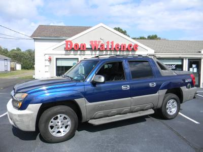 Chevrolet Avalanche 2002 for Sale in Spring City, PA