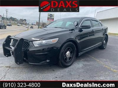 Ford Sedan Police Interceptor 2013 for Sale in Fayetteville, NC