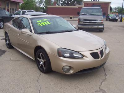 2004 Pontiac Grand Prix GT2 for sale VIN: 2G2WS522041202173