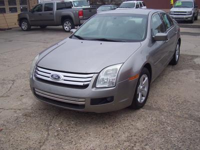 2008 Ford Fusion SE for sale VIN: 3FAHP07Z08R138061