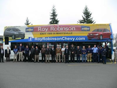 Roy Robinson Chevrolet Image 1