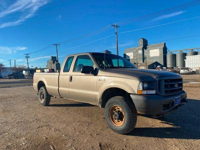 Ford F-250 2004 for Sale in Wolf Point, MT
