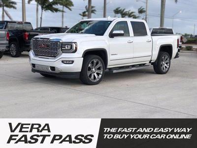 GMC Sierra 1500 2017 a la Venta en Hollywood, FL