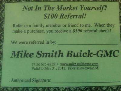 Mike Smith Buick GMC Inc. Image 1