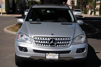 2007 Mercedes-Benz M-Class ML500 4MATIC for sale VIN: 4JGBB75EX7A238101