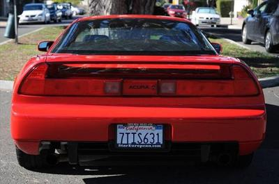 1996 Acura NSX T for sale VIN: JH4NA1289TT000298