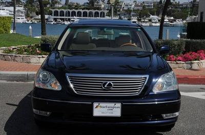 2005 Lexus LS 430  for sale VIN: JTHBN36FX55019039