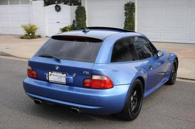 2000 BMW M  for sale VIN: WBSCM9345YLC61599