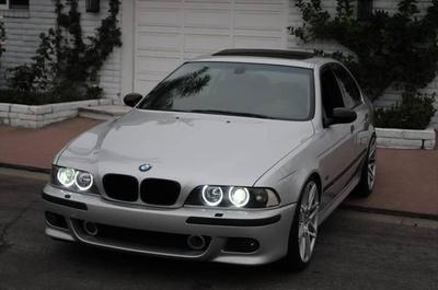 2000 BMW M5  for sale VIN: WBSDE9347YBZ95276