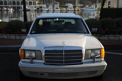 1991 Mercedes-Benz S-Class 300SEL for sale VIN: WDBCA25D4MA602755