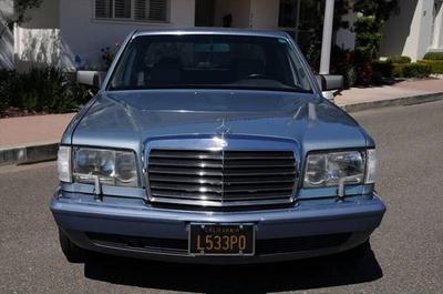 1990 Mercedes-Benz S-Class  for sale VIN: WDBCA39E9LA538025