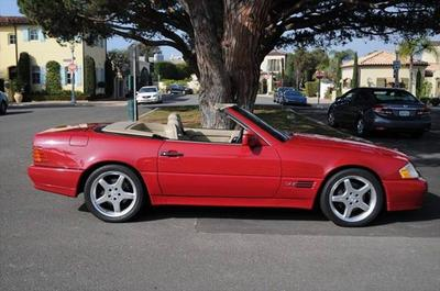 1995 Mercedes-Benz SL-Class  for sale VIN: WDBFA76E1SF122027